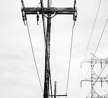 Power Lines by Srslykatie