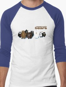 Reservoir Bear Men's Baseball ¾ T-Shirt