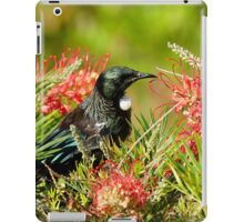 Nectar Feast - Tui NZ iPad Case/Skin