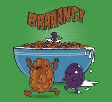 BRAAANS! by David Benton