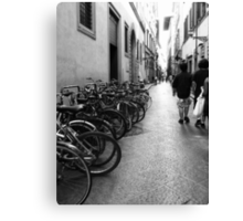 Classic Alleyway Canvas Print