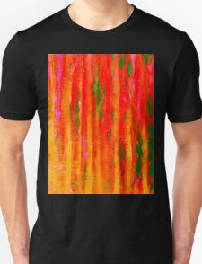 Red Fire Unisex T-Shirt