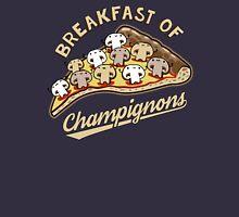 Breakfast of Champignons Unisex T-Shirt