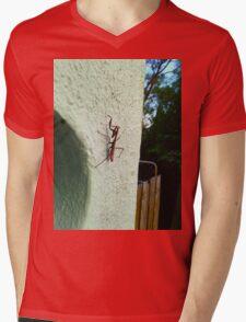 Mantis Mens V-Neck T-Shirt