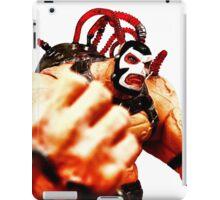 Punch of Bane iPad Case/Skin