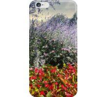 Peace Garden iPhone Case/Skin