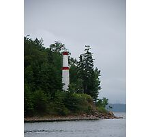 Cape Breton Lighthouse Photographic Print