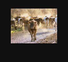 A Steamy Morning - Dairy NZ Unisex T-Shirt