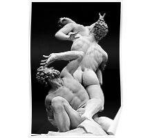 Rape of the Sabines I Poster