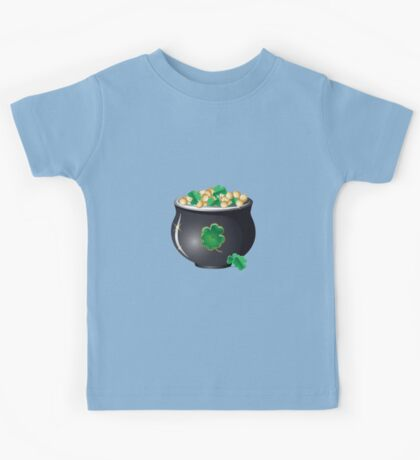 Pot of gold 2 Kids Tee