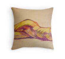 self explanatory ... a figure study Throw Pillow