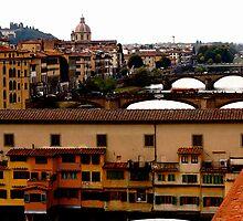 Ponte' Vecchio by Bonnie Blanton