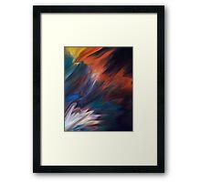 Parting Framed Print