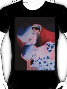 Geisha Embrace T-Shirt