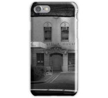 Scaffold In Gilbert Place iPhone Case/Skin