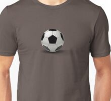 Soccer Ball Illustration Unisex T-Shirt
