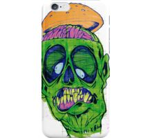 Brains Brains Brains iPhone Case/Skin