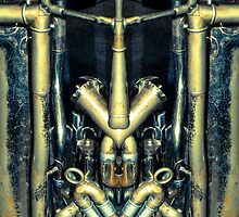 The Tuba Internal Engine  by ArtbyDigman