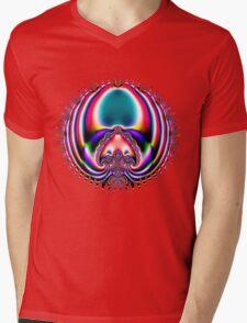 Psymushy Mens V-Neck T-Shirt