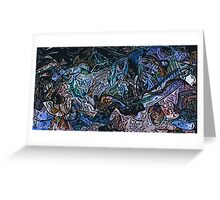 Picture 201505 Justin Beck Claustrophobic  Greeting Card