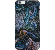 Picture 201505 Justin Beck Claustrophobic  iPhone Case/Skin