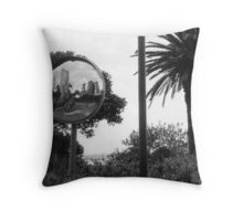 City Scape... Throw Pillow