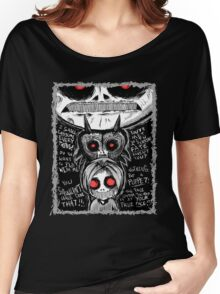 Ben Drowned CreepyPasta  Women's Relaxed Fit T-Shirt