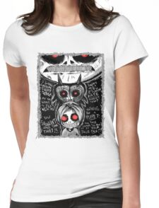 Ben Drowned CreepyPasta  Womens Fitted T-Shirt