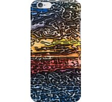 Picture 2015058 Justin Beck Sunset bay iPhone Case/Skin
