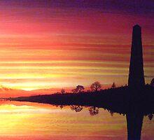 Dawn of the Obelisk  by Matthew Scotland