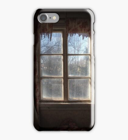 9.3.2015: Spring Morning View iPhone Case/Skin