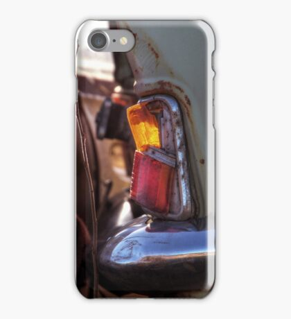 9.3.2015: Broken Taillight iPhone Case/Skin