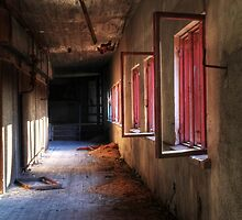 9.3.2015: Morning Light in Abandoned Factory by Petri Volanen