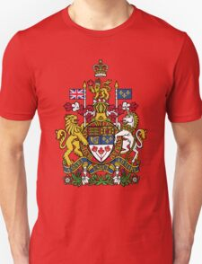 Canada Coat of Arms T-Shirt