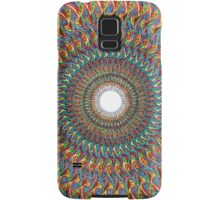 FractalConeToDnaPulse Samsung Galaxy Case/Skin