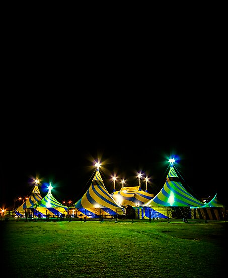 Cirque Du Soleil by Keegan Wong