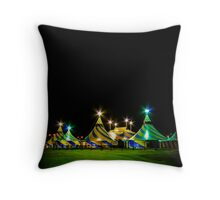 Cirque Du Soleil Throw Pillow