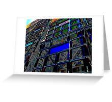 Milk crates 1151 Greeting Card