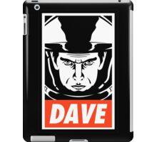 Dave. iPad Case/Skin