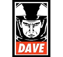 Dave. Photographic Print