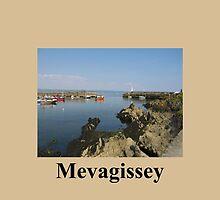 Mevagissey - Cornwall / England by Jacqueline Turton
