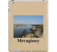 Mevagissey - Cornwall / England iPad Case/Skin
