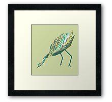 Waterbird 3 Framed Print