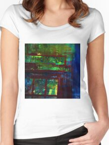 Phone Boxe Women's Fitted Scoop T-Shirt