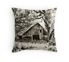 When Trees Attack Throw Pillow