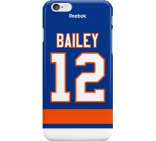 New York Islanders Josh Bailey Jersey Back Phone Case iPhone Case/Skin
