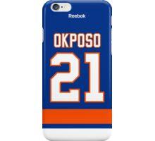 New York Islanders Kyle Okposo Jersey Back Phone Case iPhone Case/Skin