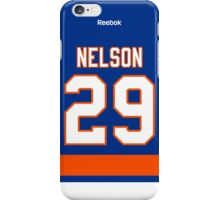 New York Islanders Brock Nelson Jersey Back Phone Case iPhone Case/Skin