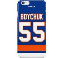 New York Islanders Johnny Boychuk Jersey Back Phone Case iPhone Case/Skin