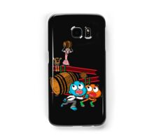 Donkey Simian. Samsung Galaxy Case/Skin